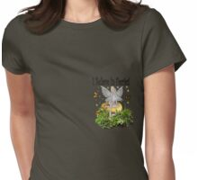 I Believe In Faeries Tee Womens Fitted T-Shirt