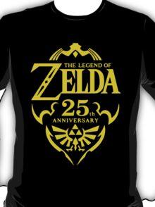 The Legend of Zelda, 25th Anniversary T-Shirt
