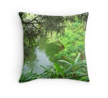 Greenery 2 Throw Pillow