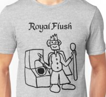 Royal Flush  Unisex T-Shirt