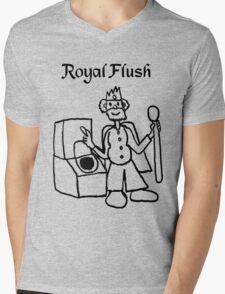 Royal Flush  Mens V-Neck T-Shirt