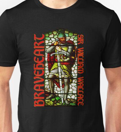 Braveheart - William Wallace Unisex T-Shirt