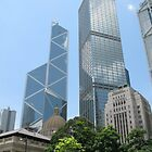 Hong Kong Icon by IslandImages