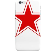 Russian Air Force Star iPhone Case/Skin