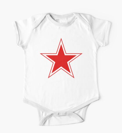 Russian Air Force Star One Piece - Short Sleeve
