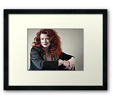 Catherine Lambert Framed Print