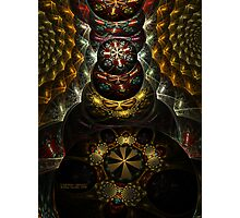 CARNIVAL ORNATE Photographic Print