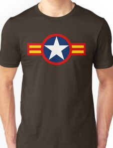 Vietnam Air Force Emblem Unisex T-Shirt