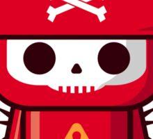 Red Trooper (02) Sticker