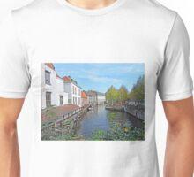 A Bruges Canal Unisex T-Shirt