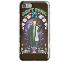 Art(hur) Nouveau - Hitchhikers Guide iPhone Case/Skin