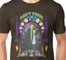 Art(hur) Nouveau - Hitchhikers Guide Unisex T-Shirt