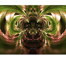 DEMENTED NATURE Photographic Print