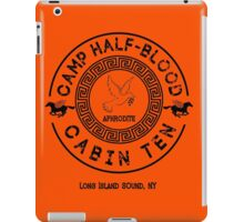 Percy Jackson - Camp Half-Blood - Cabin Ten - Aphrodite iPad Case/Skin