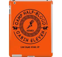 Percy Jackson - Camp Half-Blood - Cabin Eleven - Hermes iPad Case/Skin