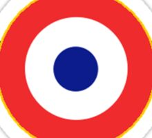 Free French Air Force Insignia Sticker