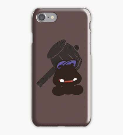 Goombario - Sunset Shores iPhone Case/Skin