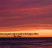 Horizon by Bonnie T.  Barry