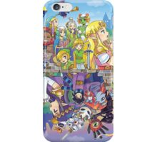 A Link Between Worlds - Reflection iPhone Case/Skin