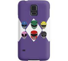 Mighty Morphin' Power Rangers Samsung Galaxy Case/Skin
