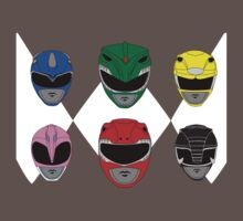 Mighty Morphin' Power Rangers Kids Clothes