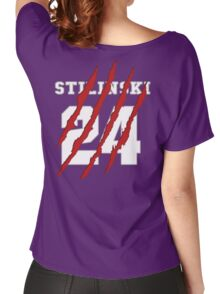 The Fall of Stiles Stilinski Women's Relaxed Fit T-Shirt