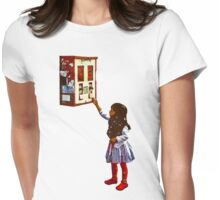 Longing... Womens Fitted T-Shirt