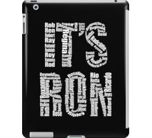 It's Ron! iPad Case/Skin