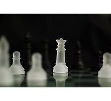 Your move! Photographic Print