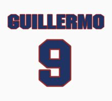 National baseball player Guillermo Garcia jersey 9 by imsport