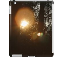 And God made the sun, to shine upon the earth.... iPad Case/Skin