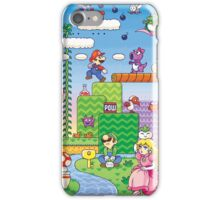 Nintendo - Mario 2 iPhone Case/Skin