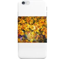 Yellow Bouquet — Buy Now Link - www.etsy.com/listing/217503353 iPhone Case/Skin