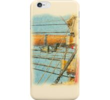 Bounty II - Ship's Bell iPhone Case/Skin