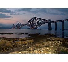 Forth Bridge Photographic Print