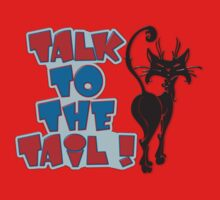 TALK TO THE TAIL! by Bobbie Sandlin