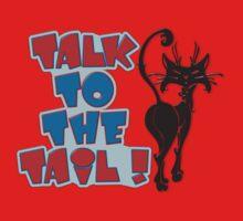 TALK TO THE TAIL! by Bobbie Sandlin