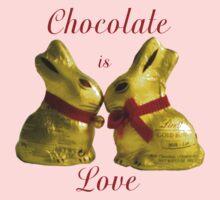 Chocolate is Love by xDisenchantedx