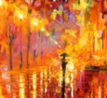 Dreaming Rain — Buy Now Link - www.etsy.com/listing/218300331 Sticker