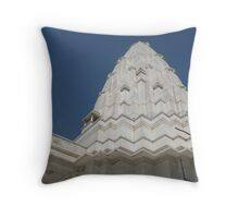 Lakshmi Narayan Temple, Jaipur Throw Pillow
