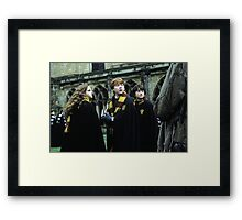 All About Me Framed Print