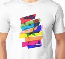Audry Hepburn Unisex T-Shirt