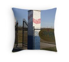 Welcome! Throw Pillow