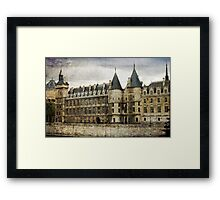 The Conciergerie Framed Print