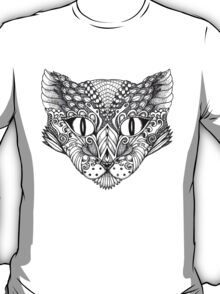 Decorative image of a cat T-Shirt
