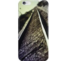 Across the Tracks iPhone Case/Skin