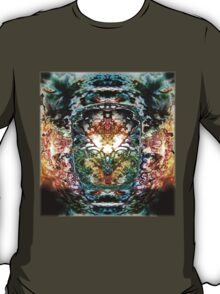 Fiery Emergence- The Breath of Chaos T-Shirt