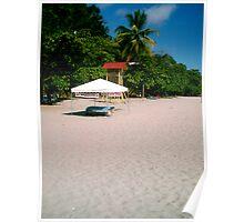 Manuel Antonio Beach, Costa Rica Poster