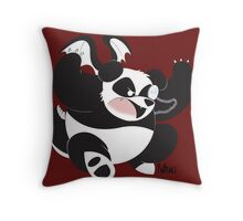 Wrath of the Pandragon  Throw Pillow