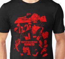 NOTLD:R Comic Montage Unisex T-Shirt